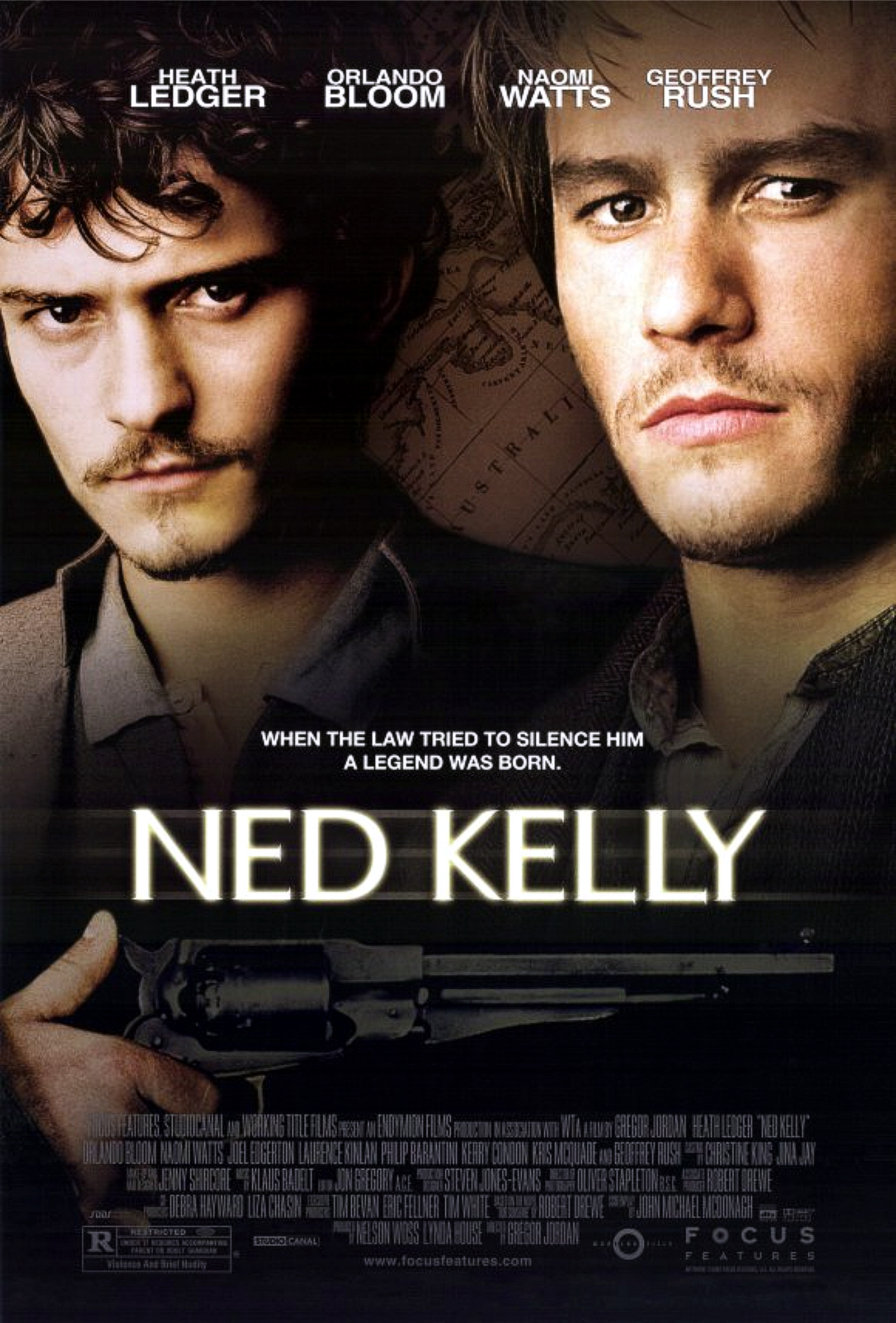 ned kelly n iron outlaw movies 2003 ned kelly